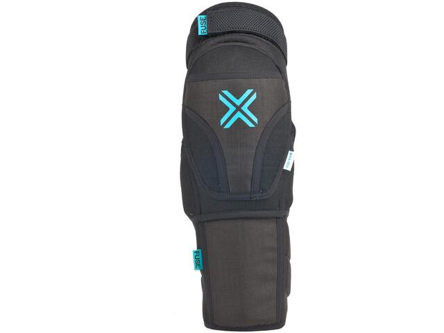 FUSE Echo 75 Knie/Schienbein Pads black/blue